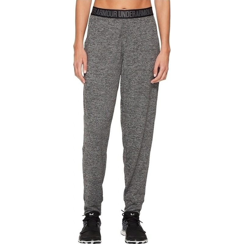1311332-090 Pantalon Under Armour Play up Solid Gris pour femme 01281350020