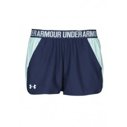1292231-408_Short Under Armour play up 2.0 bleu Navy pour femme