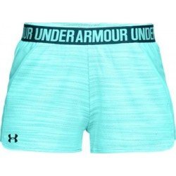 Short pour femme Under Armour play up 2.0 Novelty bleu