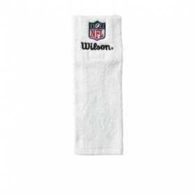 Towel Football Americain Wilson Blanc