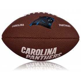 Mini ballon de Football Américain Wilson NFL team logo Carolina Panthers