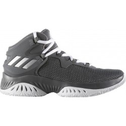 CG4308_Chaussure de Basketball adidas Crazy Explosive Bounce Gris pour junior