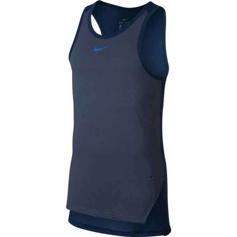 Elite De Nike Breathe Bleu Pour Basketball Débardeur Homme Navy 1KTlJ3Fc