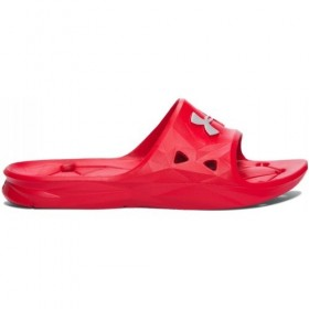 1287325-600_sandale Under Armour M Locker III Rouge pour homme