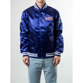 11517788_Bomber NFL New York Giants New Era FOR Bomber Sateen Bleu