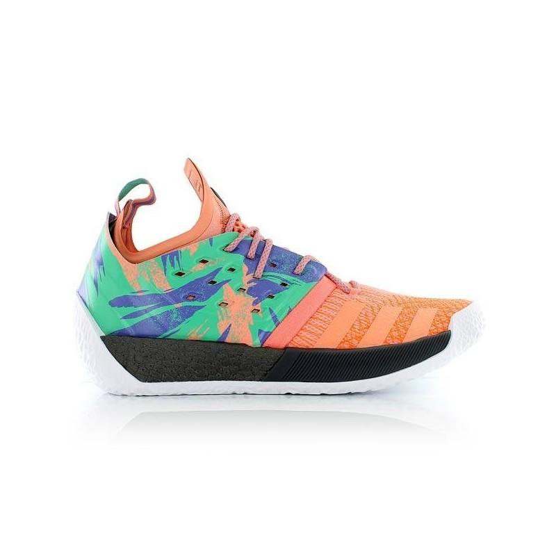 77aabfe48707a4 AH2219_Chaussure de Basketball adidas James Harden Vol.2