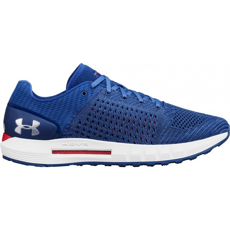 chaussure de training under armour hovr sonic bleu pour homme sportland american. Black Bedroom Furniture Sets. Home Design Ideas