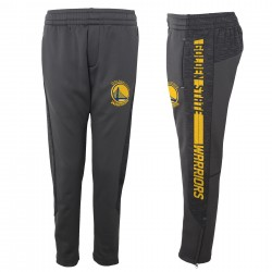 EK2B7BBAIWAR_Pantalon NBA Golden State Warriors Gris pour enfant