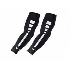 NKS01027-027_Manchon de compression Nike Pro combat Elite noir (2 manchons)