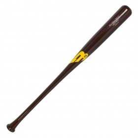 RK13-NJ_Batte de Baseball en bois B45 Pro Select RK13 Noir et jaune
