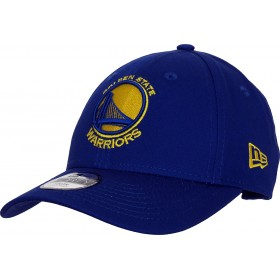 11493399_Casquette NBA Golden State Warriors New Era essential 9forty bleu pour enfant