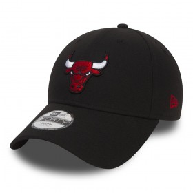 11546032_Casquette NBA Chicago Bulls New Era The League Noir pour enfant