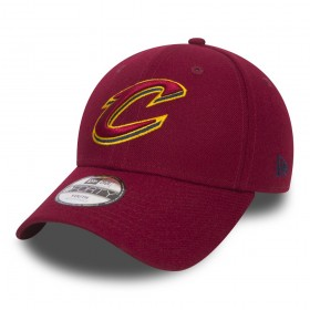 Kids' New Era The League NBA Cleveland Cavaliers hat red