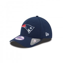 11355747_Casquette NFL pour enfant New England Patriots New Era The League 9Forty Ajustable Bleu