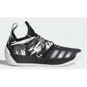 "AH2217_Chaussure de Basketball adidas James Harden Vol.2 ""Traffic Jam"" Noir pour homme"