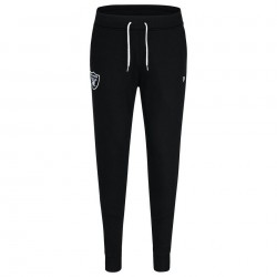 11517712_Pantalon Jogging NFL Oakland Raiders New Era Team Apparel Fleece Noir pour homme
