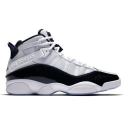 """322992-104_Chaussure de Basket Jordan 6 Rings """"Space Jam"""" Blanc pour homme"""