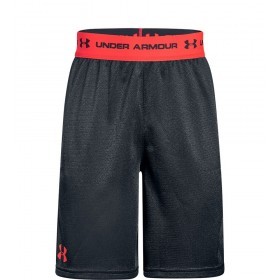 1309310-008_Short under armour Tech prototype gris pour enfant