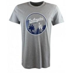 11517772_T-shirt MLB Los Angeles Dodgers New Era Landmark gris