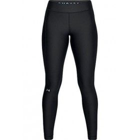 1309631-001_legging de compression Under armour Heat Gear Noir pour Femme
