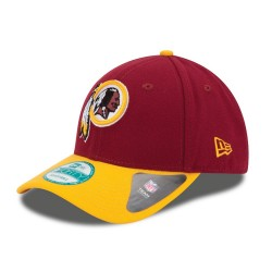 Casquette NFL Washington Redskins New Era The league 9FORTY Ajustable rouge