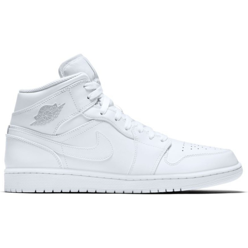 air jordan basket 1 mid homme