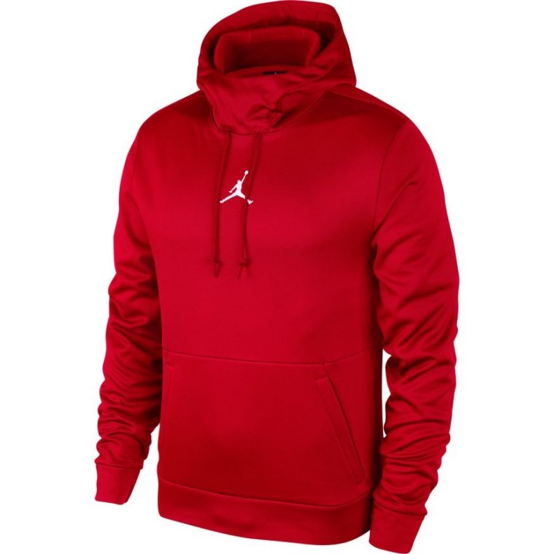 Sweat à capuche Jordan Therma 23 Alpha Rouge