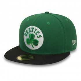 10862336_Casquette NBA Boston Celtics New Era Classic 59Fifty Vert pour homme
