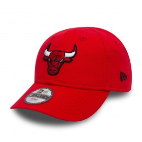 80536522_Casquette NBA Chicago Bulls New Era essential ajustable 9forty rouge pour enfant