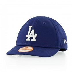11133764_Casquette MLB Los Angeles Dodgers New Era essential 9forty bleu pour bébé