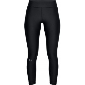 legging Under armour Heat Gear Armour Ankle Crop negro para mujer
