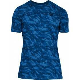 1305671-437_T-shirt Under Armour AOP Sportstyle Bleu pour homme