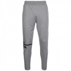 1306447-035_Pantalon Under Armour MK1 terry Tapered Gris pour Homme