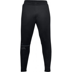 1306447-001_Pantalon Under Armour MK1 terry Tapered Noir pour Homme