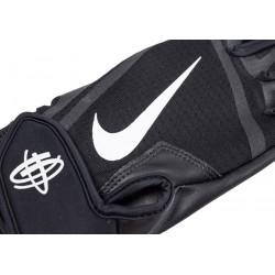 best service d9ddc 2b5db Gant de Batting Nike Huarache Edge Noir