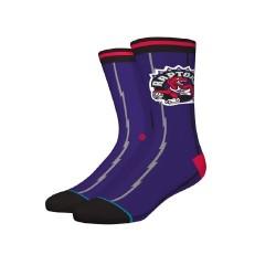 Stance NBA Arena HWC Toronto Raptors Purple Sock