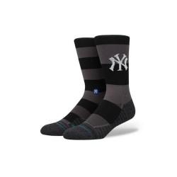 M557C17YAN_Chaussettes MLB New York Yankees Stance Arena Nightshade Noir
