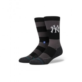 M557C17YAN_Chaussettes MLB New York Yankees Stance Arena Nightshade Noir