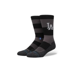 M557C17DOD_Chaussettes MLB Los Angeles Dodgers Stance Arena Nightshade Noir