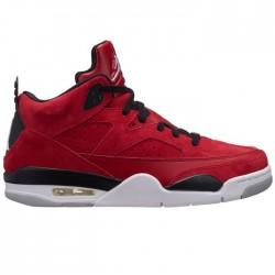 580603-603_Chaussure Jordan Son of Mars low Rouge pour homme