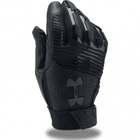 1299530-005_Gant de Batting Under Armour Clean-Up VI Noir pour le Baseball et Softball