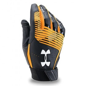 1299530-750_Gant de Batting Under Armour Clean-Up VI Noir Jaune pour le Baseball et Softball