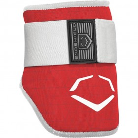 WTV6100rouge_EVOSHIELD BATTER'S ELBOW GUARD Rouge