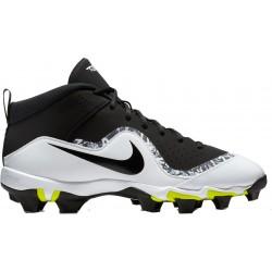 AH7007-001_Crampons de baseball moulés Nike Force Trout 4 Keystone Noir