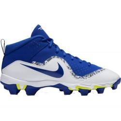 AH7007-441_Crampons de baseball moulés Nike Force Trout 4 Keystone Bleu