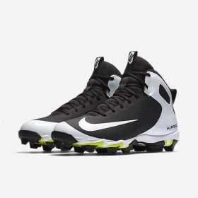 Huarache Mid Crampons Alpha Nike Baseball De Moulés Noir Keystone wx0rq0pXn