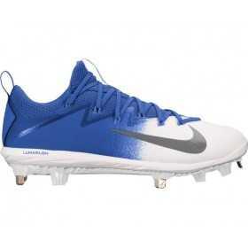 852696-441_Crampons de Baseball métal Nike Lunar Vapor UltraFly Low Bleu Pour Homme