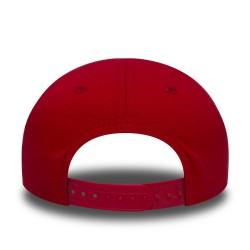11493402_Casquette NBA Chicago Bulls New Era essential 9Fifty rouge pour bébé