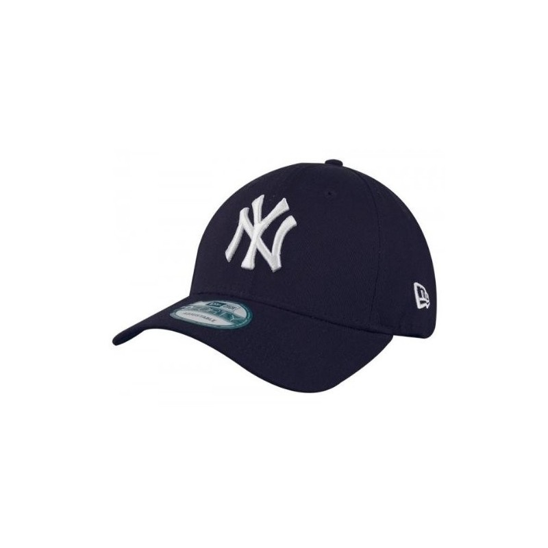 11546029 Casquette MLB New York Yankees New Era essential 9forty bleu pour  enfant à scratch 5eda798f3b5