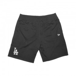 11569452_Short MLB Los Angeles Dodgers New Era Team apparel Noir pour homme